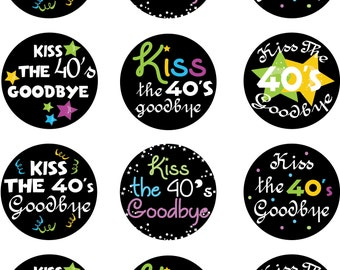 50th Birthday50th Birthday Cards50th GiftThank You Stickers50th FavorsThank TagsThank CardsFunny Thank