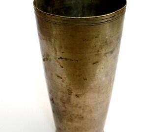 Antique/Vintage collectible Piece decorative lassi glass Heavy Traditional glass