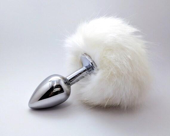 Bunny Tail But Plug