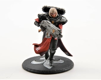 NEW: Adepta Sororitas - Battle Sister with Bolt Gun (210-09)