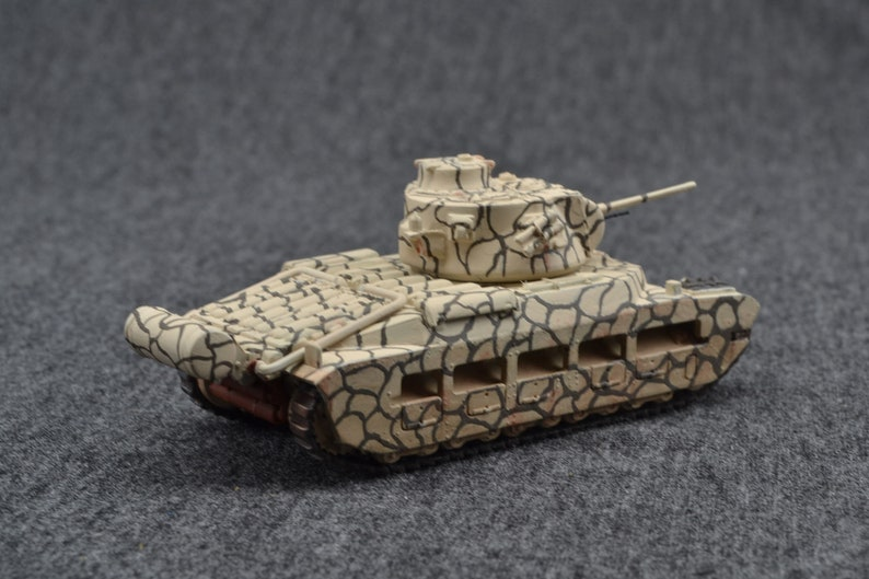 Matilda 1/76  Medium Tank British Desert 1942 Armored image 0