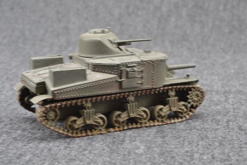 M3 Lee Tank 1/76  Medium Tank Canadian Training in image 0