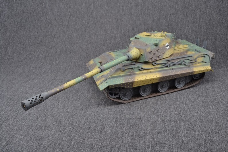 E-75 Heavy Tank 1/35 GermanWorld of Tanks Wargaming image 0