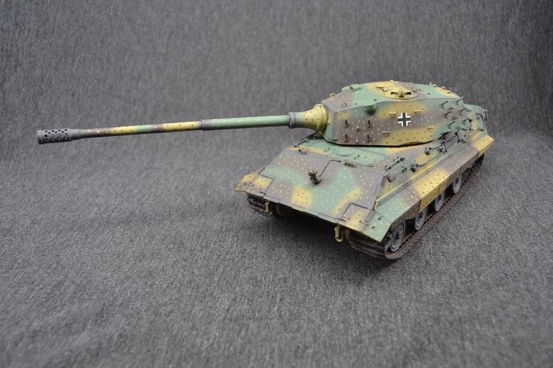E-75 Heavy Tank 1/35 GermanWorld of Tanks Wargaming image 0