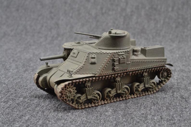 M3 Lee Tank 1/76  Medium Tank Canadian Training in image 0