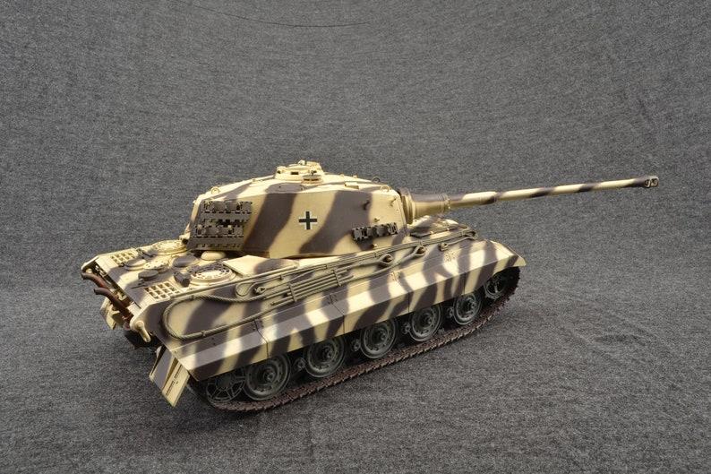 Tiger II 1/35 German World of Tanks Wargaming Armored image 0