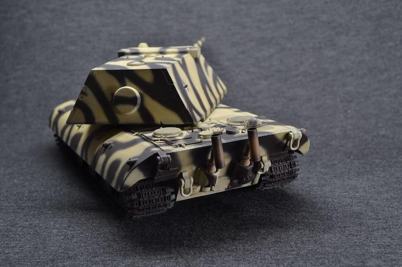 E-100 Heavy Tank 1/35 German World of Tanks Wargaming image 0