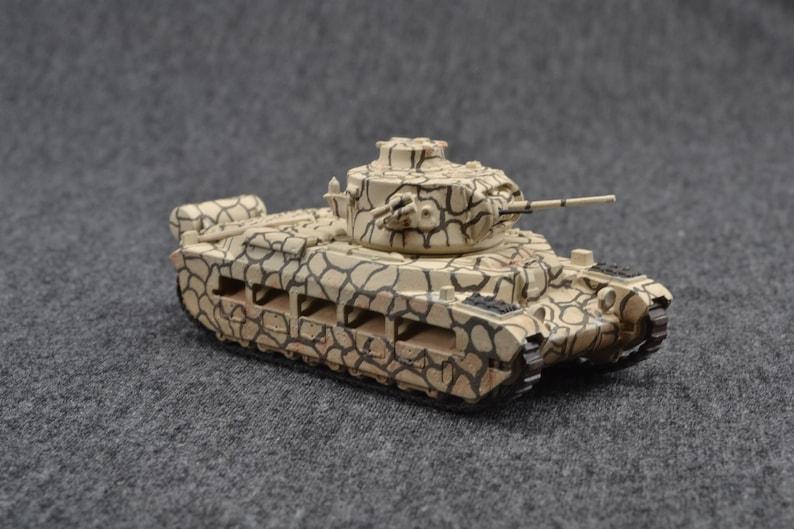 Matilda 1/76  Medium Tank British Desert 1942 Armored image 0