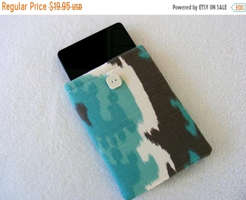 On Sale Now Rustic Print, Kindle Fire Sleeve Cover, IPad Mini Cover, Kindle  Case, IPad Mini Case, Nook Cover, Small Tablet Cover, 7 3/4