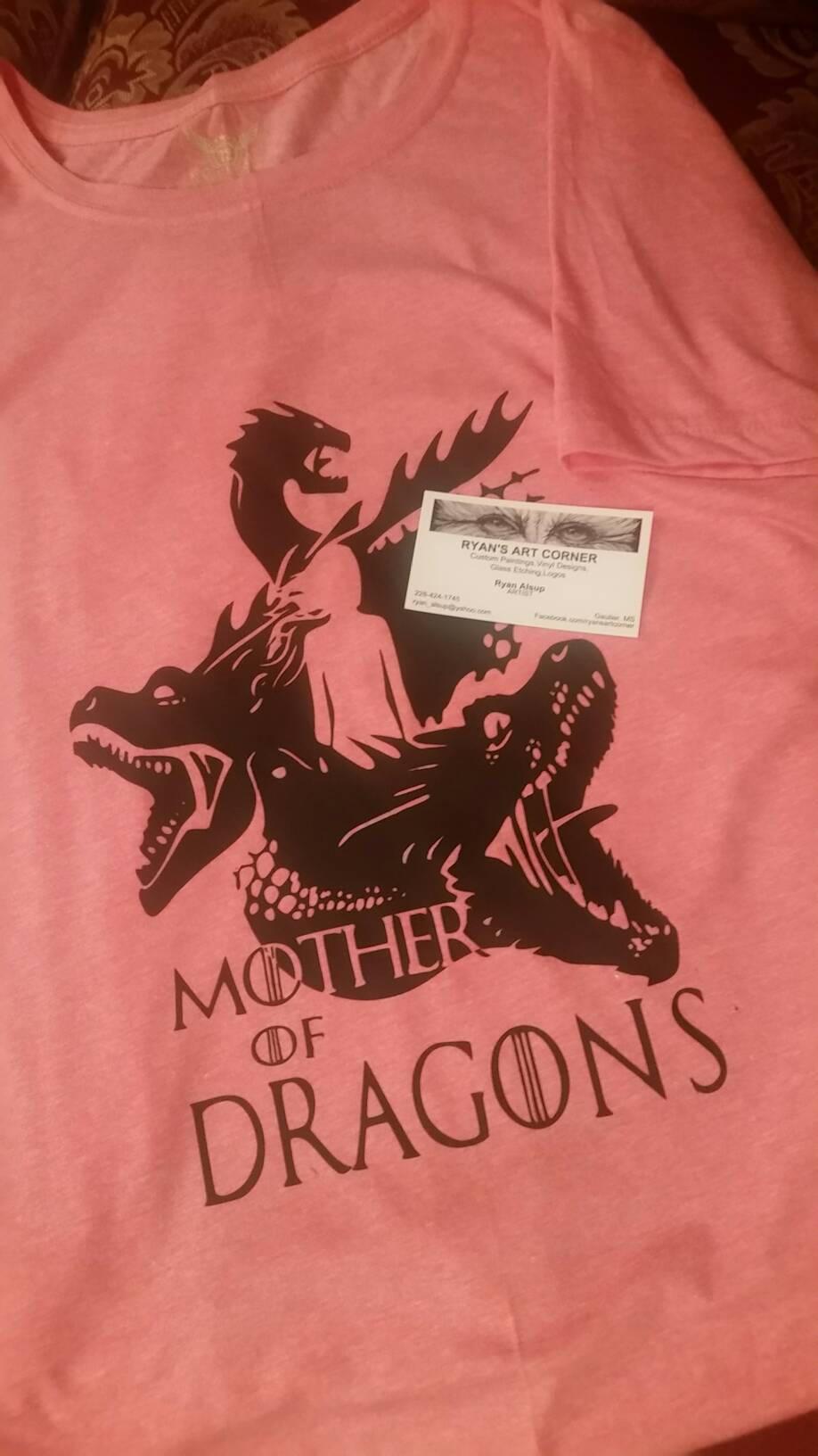 Game of Thrones Daenerys Targaryen Mother of Dragons Adult