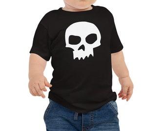 608b054b11b91b SID SKULL T-Shirt, Disney Toy Story Inspired Tee, skull shirt, baby