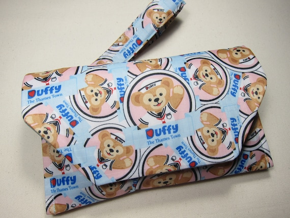 Wristlet featuring Disney Inspired Duffy the Bear c710d69ca39a3