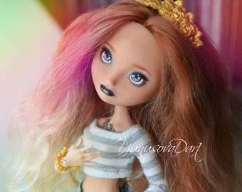 OOAK doll Monster High Ever After High