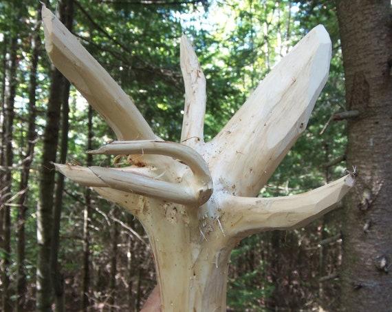 Large wizard staff