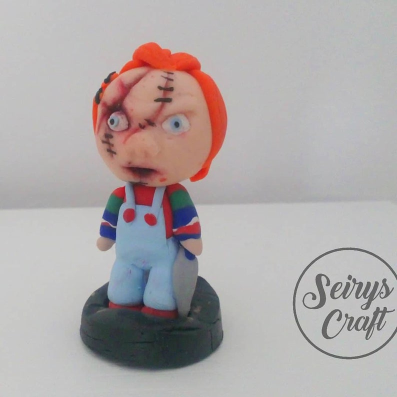 Horror Movie, Killer, Chucky, figure, gift, decoration, horror movie
