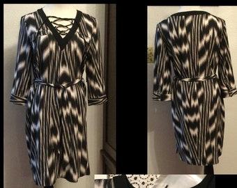 Lot 56 of 3 New dresses-Net Dress, Silk like dress, dress with pockets