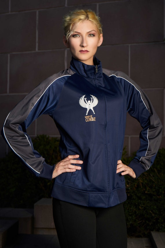 Women Of Combat Track Jacket Sport Tek Ladies Piped Tricot Etsy Watch ufc online live stream free in hd quality all mma streams, ufc full replays included wwe, boxing, nhl, nfl. etsy