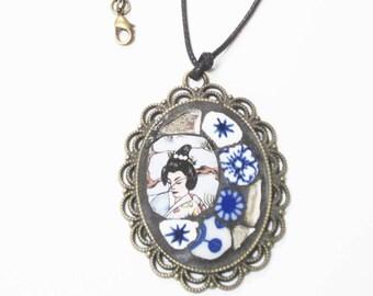 Japan Asian style pendant