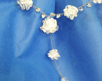 925 Crystal Necklace