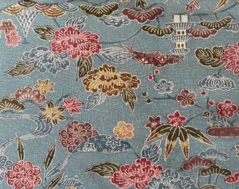 Kimono Fabric Etsy