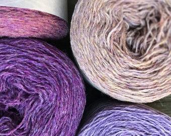 Merino/Shetland Wool in 60 Colors  | Holst Supersoft