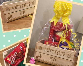 Easter crates / boxes