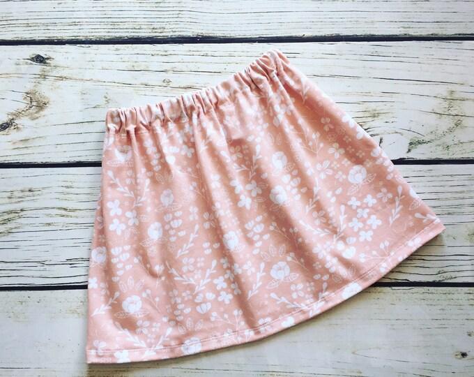 """Skirt """"pink spring"""""""