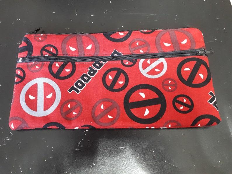 Deadpool Pencil Case