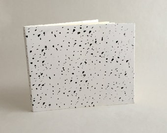 Minimalist Pinecone Notebook