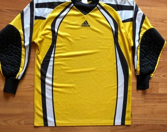 c2df42a5a Retro Adidas Goalie Jersey 90s SzL GREAT CONDITION
