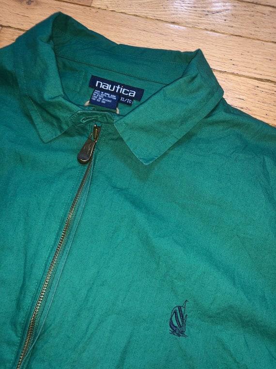 90s Nautica Lightweight Jacket