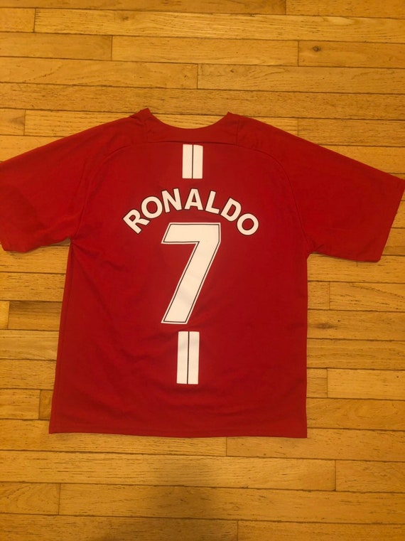 los angeles 1c0d8 143b9 Cristiano Ronaldo Manchester United Jersey #7 GREAT CONDITION