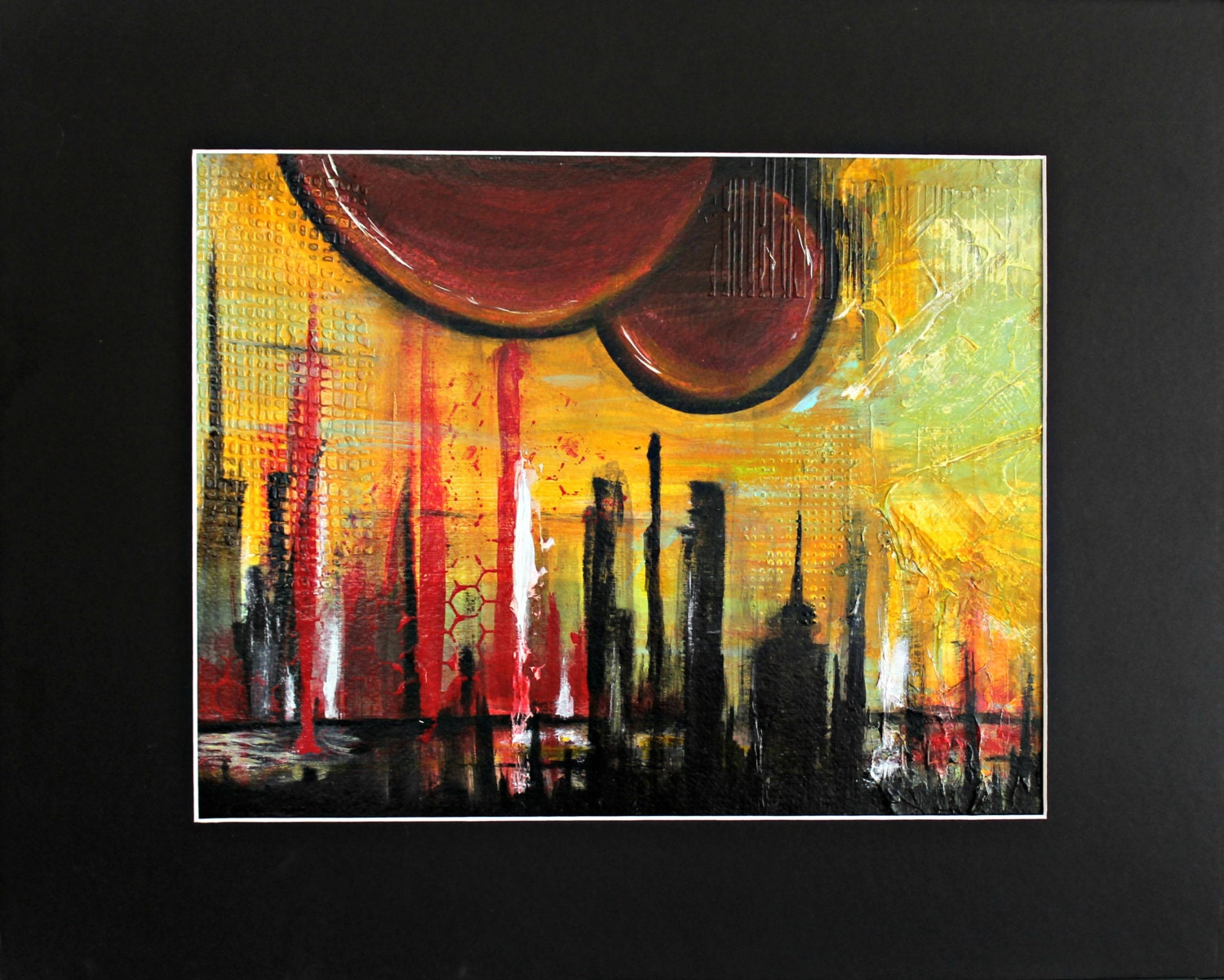 Awe Inspiring Abstract Acrylic Painting By Crystal Renee Original Art For Download Free Architecture Designs Embacsunscenecom