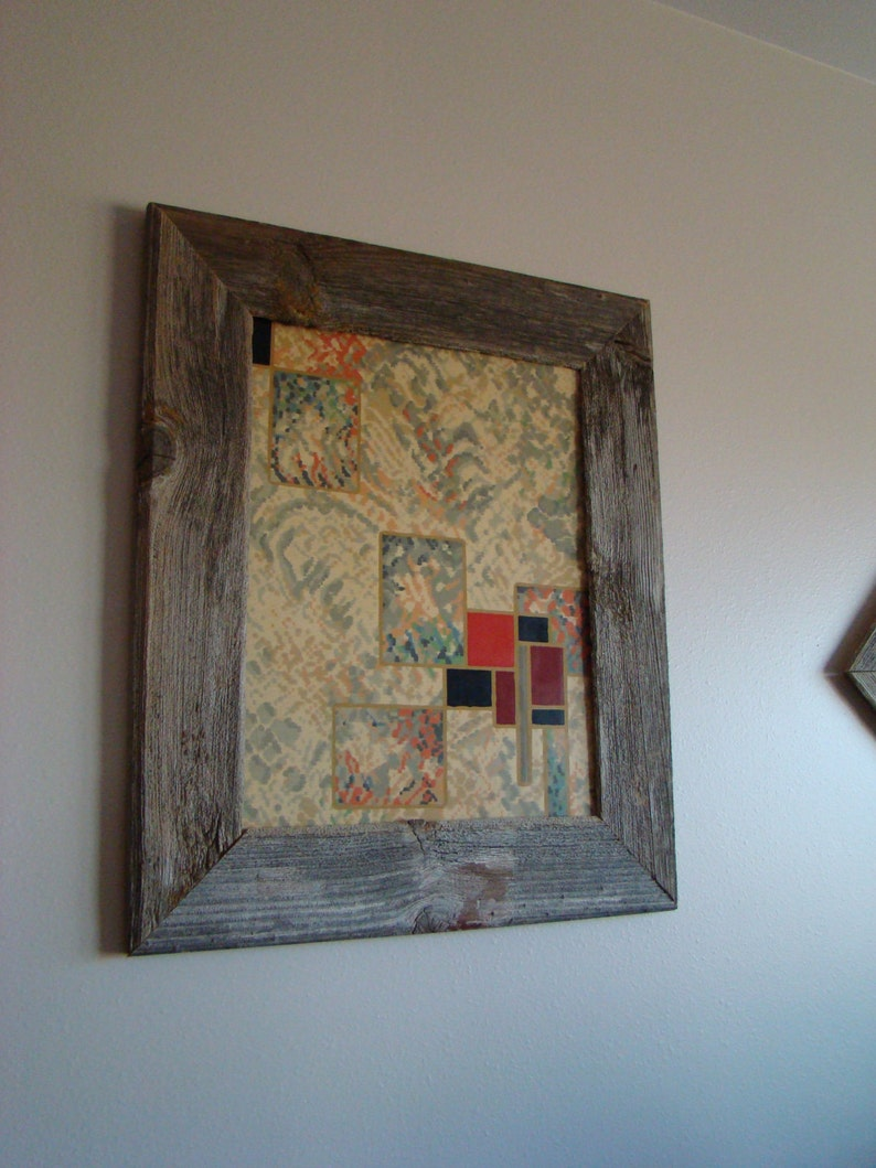 RePurposed Recycled Reclaimed UpCycled Old Barn Wood Vintage Farmhouse Wood Frames BarnWood Frame 11 x 14 Seasoned by Nature!