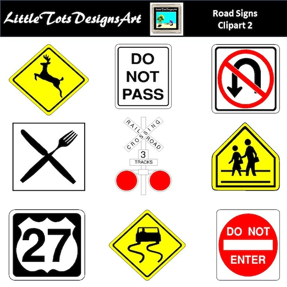 traffic signs clipart traffic clip art road signs clipart signs clip art road signs traffic signs road clipart