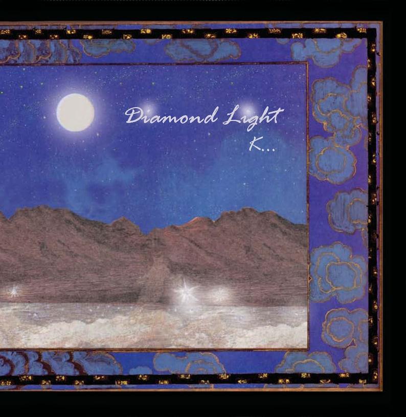 Diamond Light CD Meditation Music Relaxing Music Magical image 0