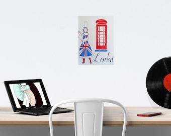 Affiche London