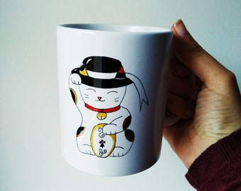 "Mug ""Maneki neko"""
