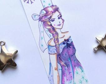 Marque-page Elsa,