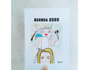 Creative Agenda 2020, Week 2020