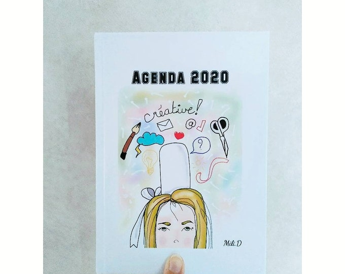 Featured listing image: Creative Agenda 2020, Week 2020