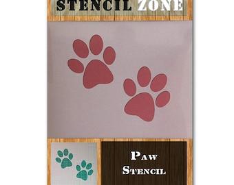 Dog Cat Animal Love Heart Friend Mylar Airbrush Painting Wall Art Crafts Stencil
