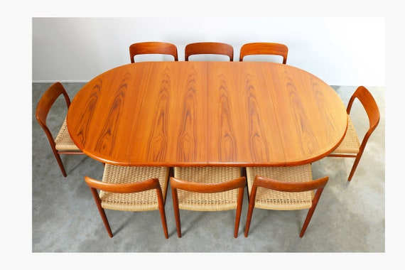 19+ Danish Dining Room Table