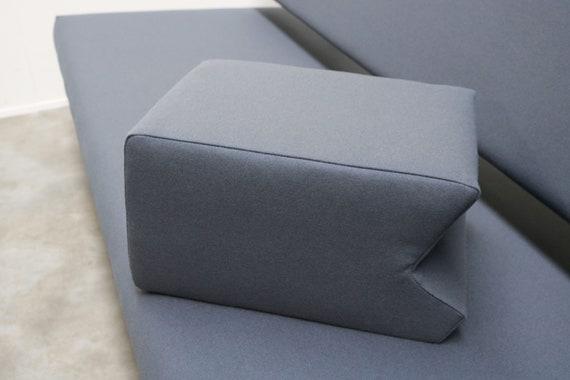 minimaliste moderniste visser Spectrum années pour chrome Canapé BR02 par Martin design 1960 Vintage des gris hollandaisDaybed lFKuJ31Tc