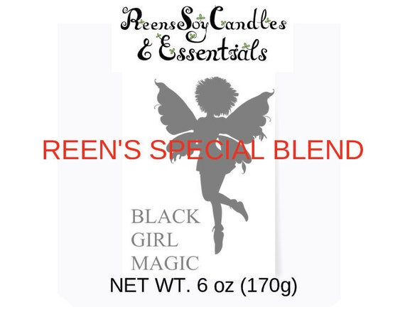 6 of Reen's Special Blend(Vegan Soy Lotion Candle)