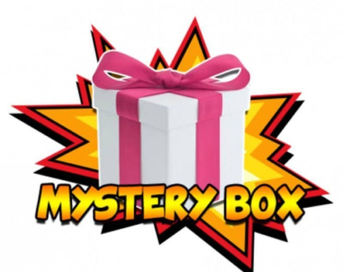 Mystery Box /Candles/Bath and body and more .