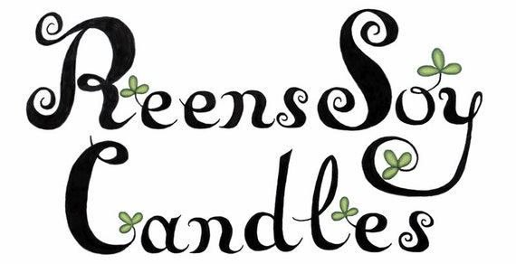 CLEARANCE / Vegan soy candles/ soy melts