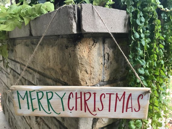 image 0 - Christmas Pallet Signs