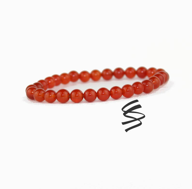 Red Carnelian Jewelry Carnelian Necklace Chakra Necklace Balance Necklace Healing Crystal Red Crystal Necklace Red Carnelian Necklace
