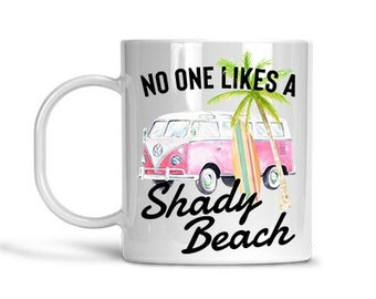 7f30ff49eb2 Shady beach cup | Etsy